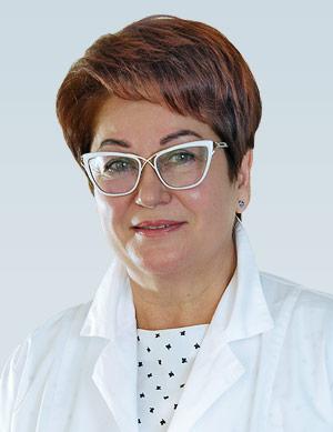 dr Valentyna Dombrovska