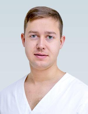 doctor Maksym Bodnariuk