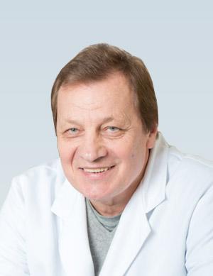doctor Yevhenyi Kolesnikov
