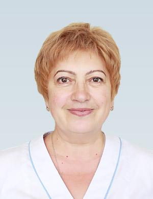 doctor Elena Kuznetsova
