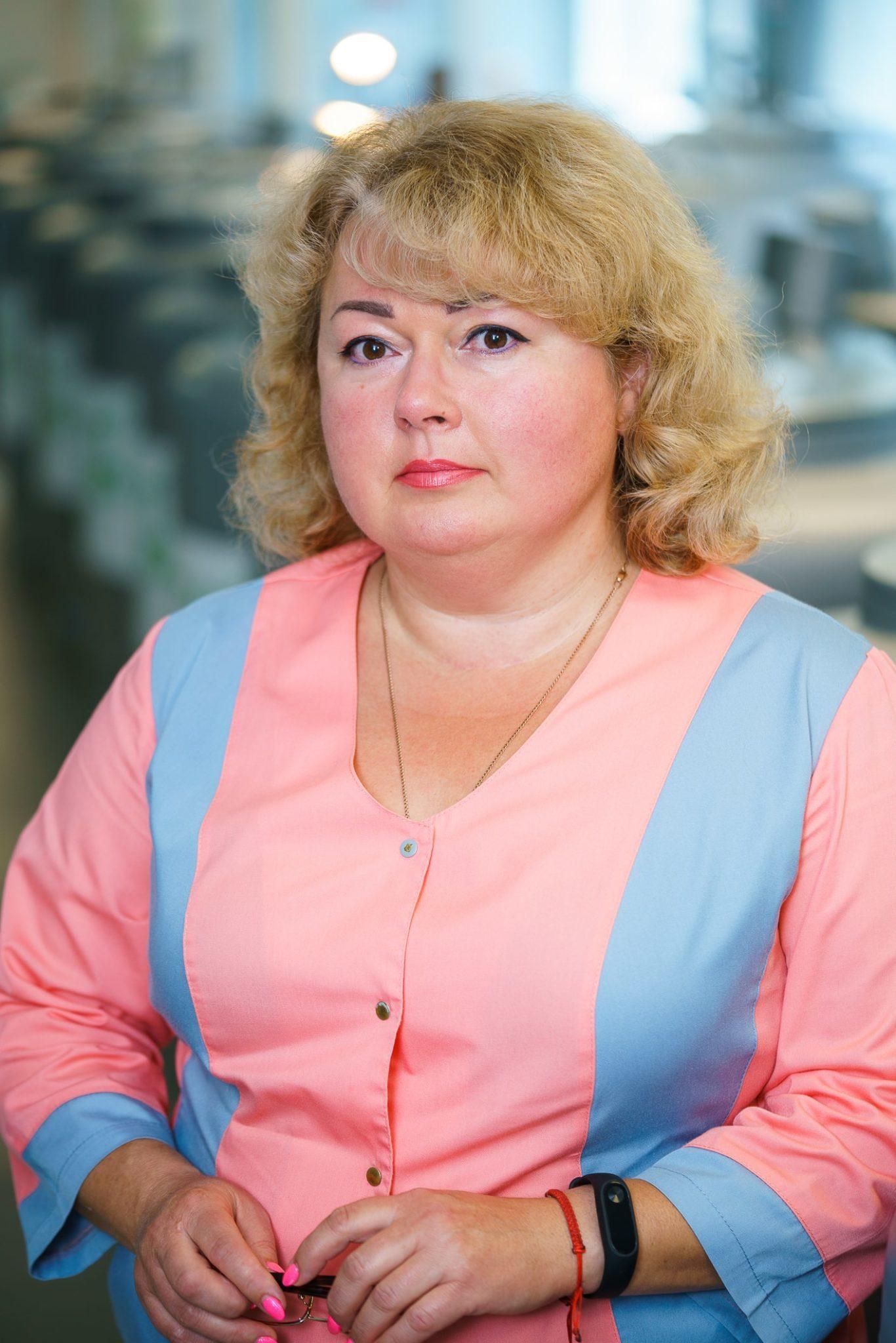 Doctor Zhanna Vyalykh